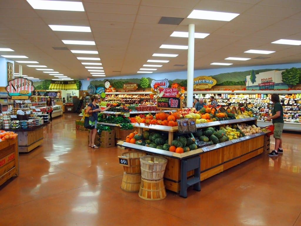 Kalifornia terveys ruokakauppa