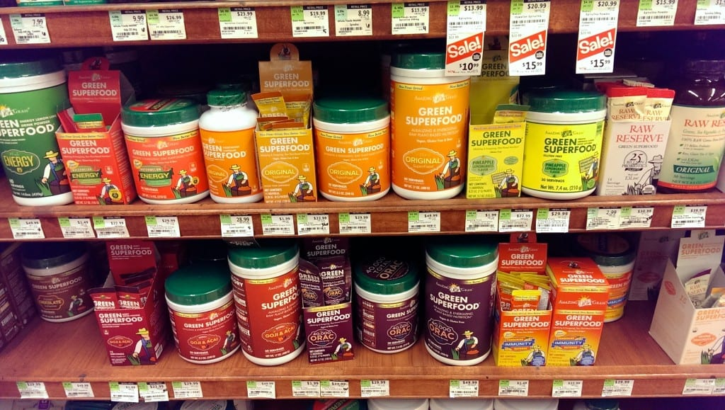 Whole Foods superfoods
