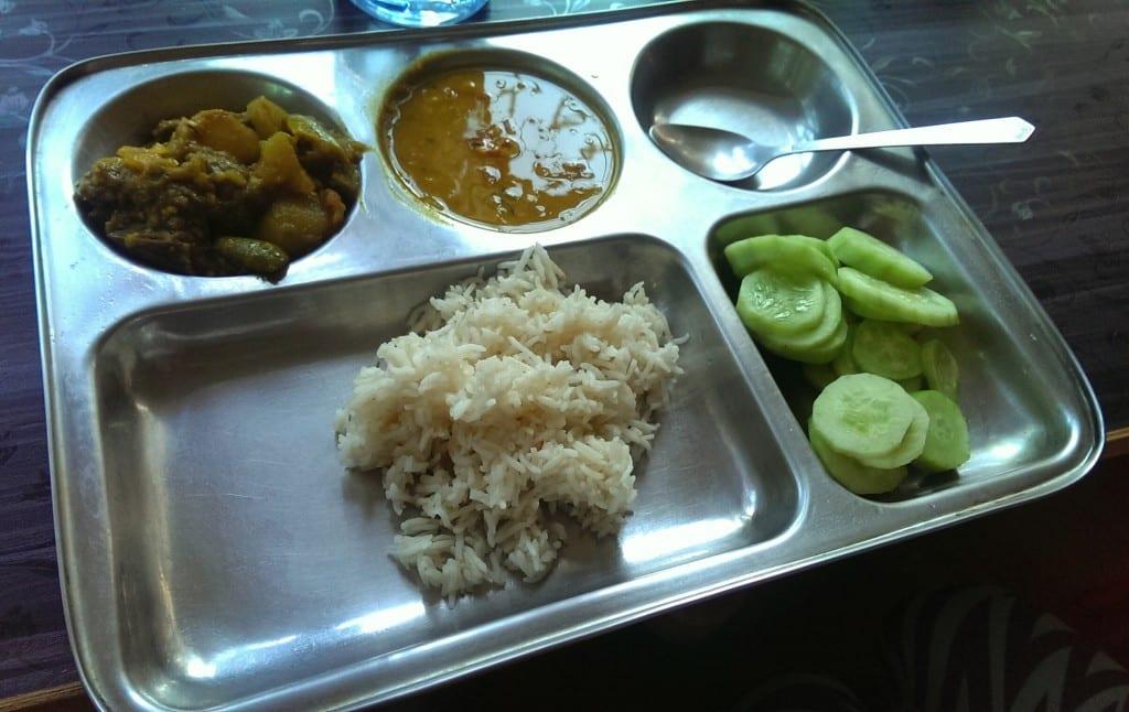 Kasvisruoka, ryt200, Rishikesh
