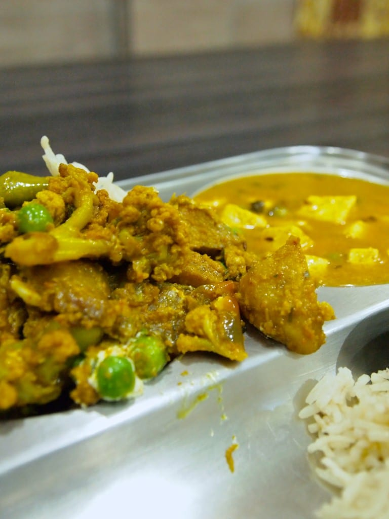 Vegetaristina Intiassa