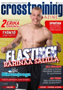 Bikram crosstraining magazine