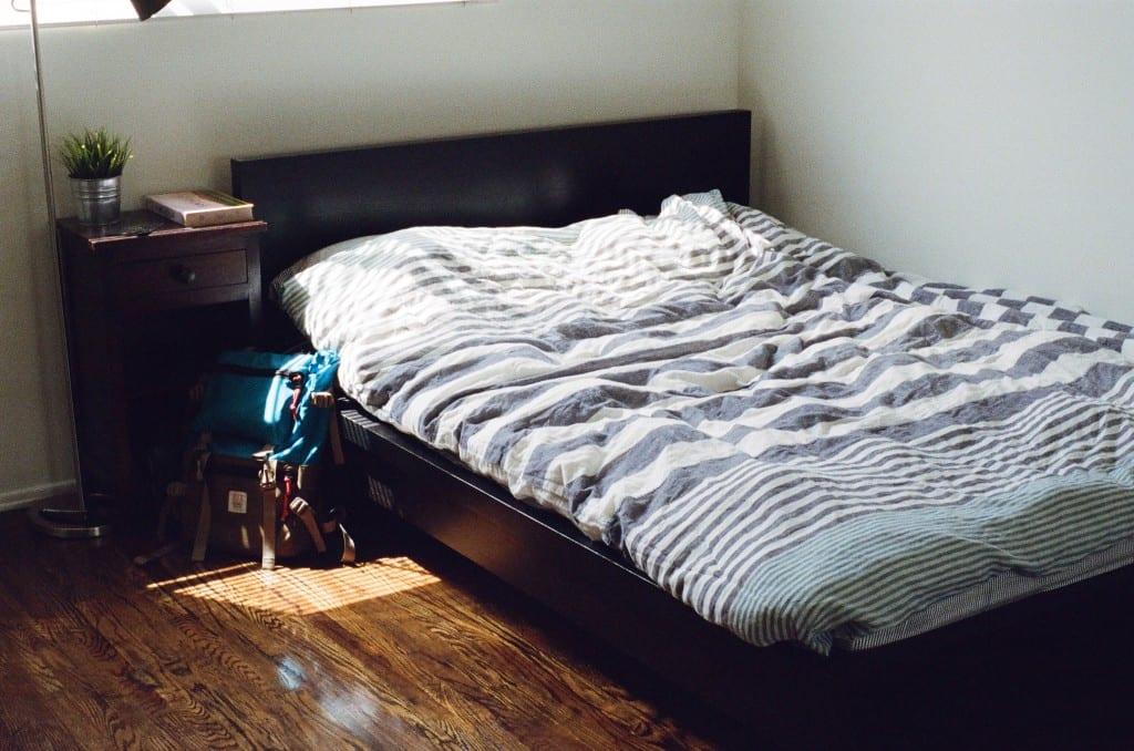 optimaalinen uni sänky