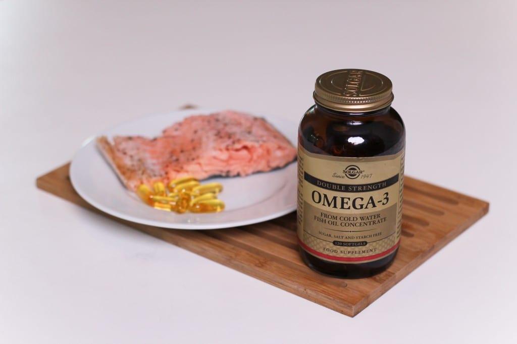 Omega-3 rasvahappojen lähteitä