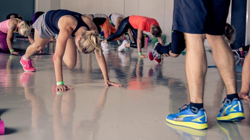 palautuminen harjoittelusta - kehonpainotreenit