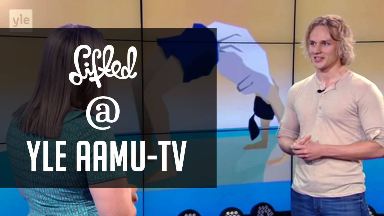 Lifted Yle Aamu-tv:llä