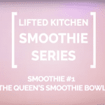 Smoothie series: #1 Anni Kravi, Queen's Smoothie bowl