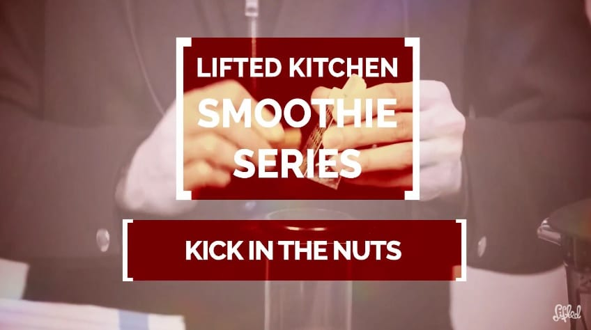 Smoothie Series: Kick in the nuts -tyrnimarja smoothie by Joni Laiho