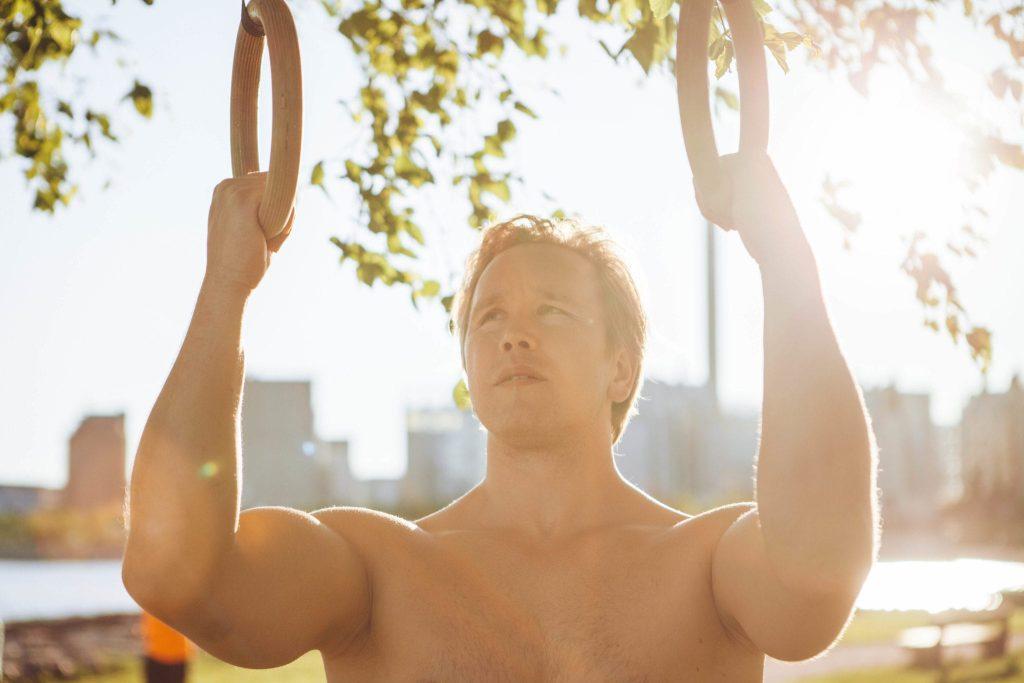 Hyvinvoinnista helppoa kehonpainoharjoittelulla