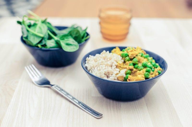 Ravinteikas ruoka nostaa äidin hyvinvoinnin uudelle tasolle.