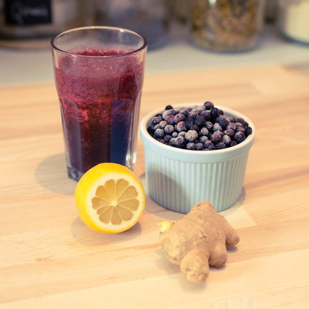 Suomalaiset marjat ovat mitä loistavin C-vitamiinin lähde.