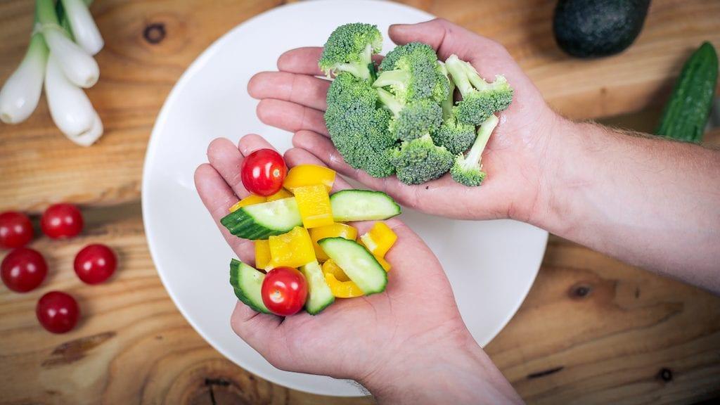 eettinen ravinto kasvikset