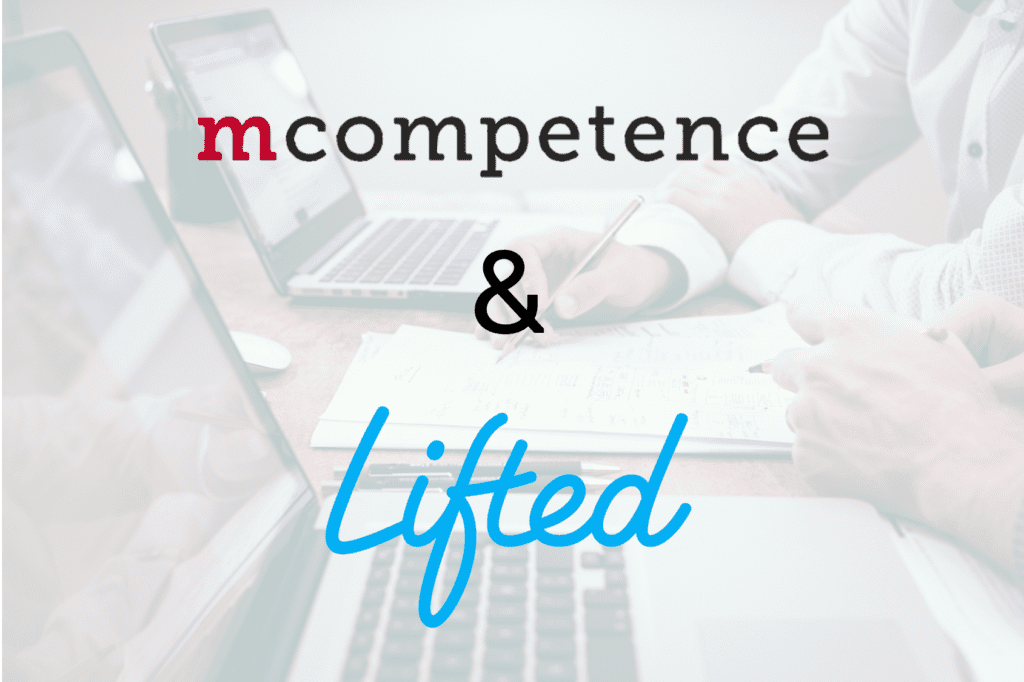mcompetence lifted yhteistyö