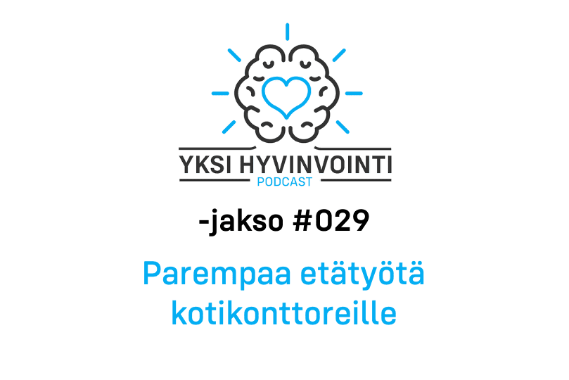 etätyö podcast